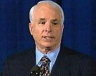 Senator John McCain R-AZ