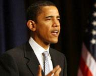 Senator Barack Obama D-IL