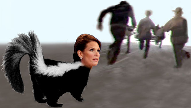 Exodus from Bachmann campaign!