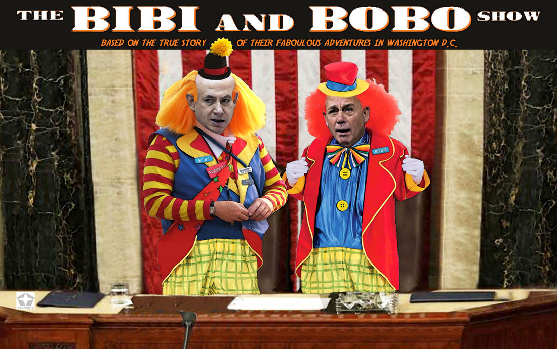 THE BIBI AND BOBO SHOW