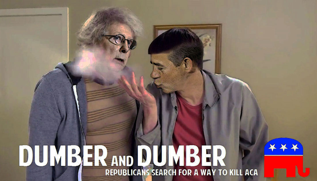 DUMBER AND DUMBER