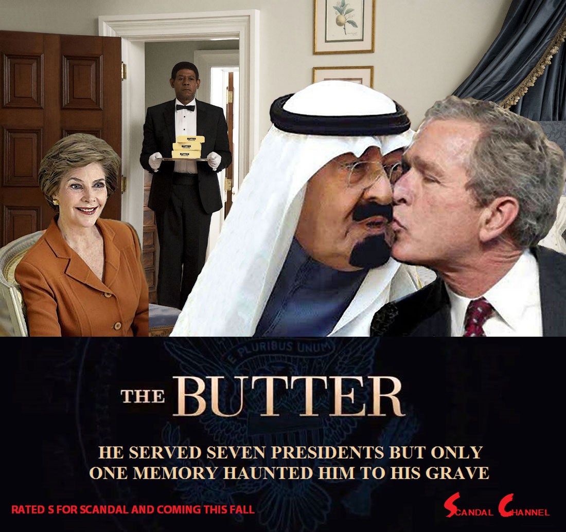 THE BUTTER is scheduled to air this fall on the SCANDAL CHANNEL