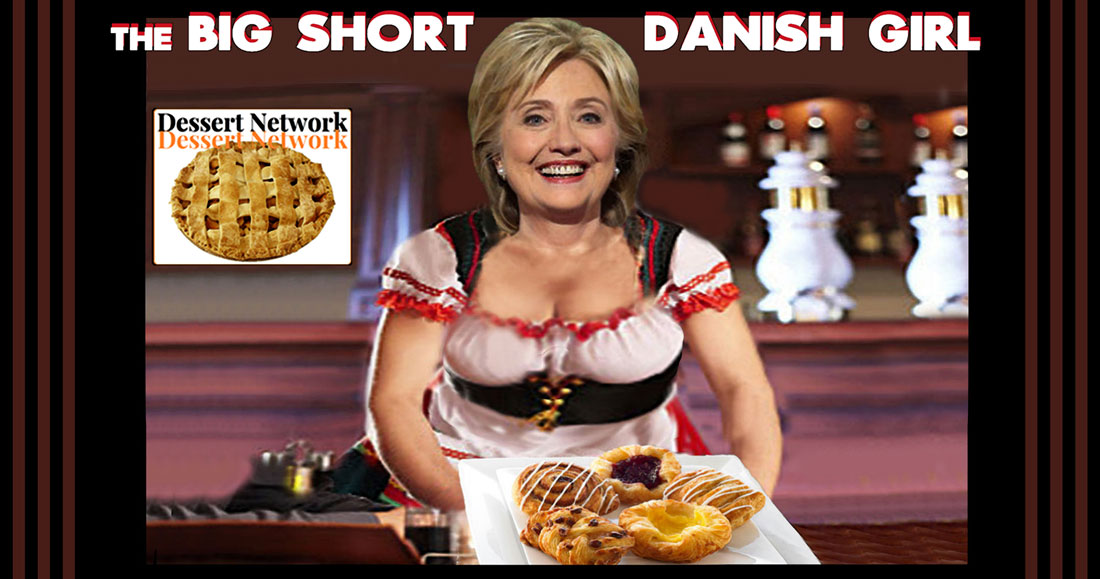 BIG SHORT DANISH GIRL