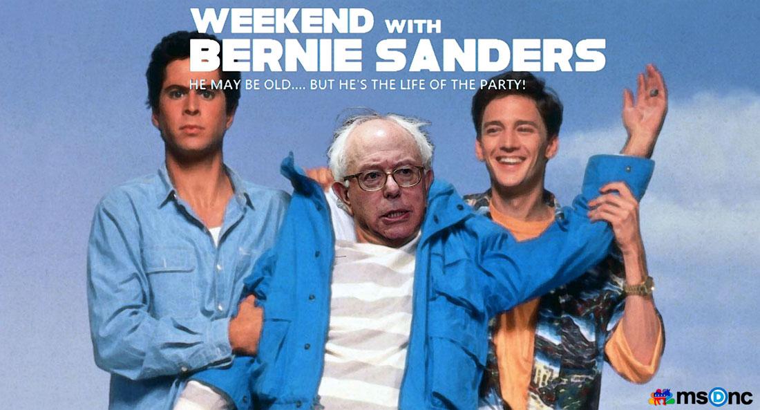 weekend at bernie: