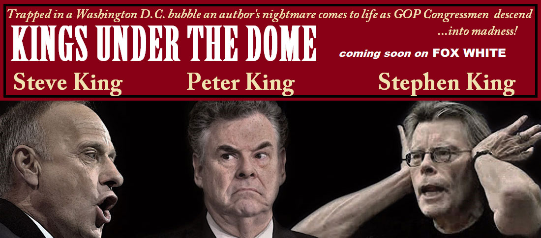 KINGS UNDER THE DOME new drama tv series on FOX WHITE.