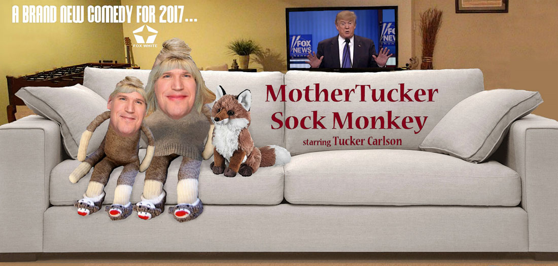 MOTHERTUCKER SOCK MONKEY