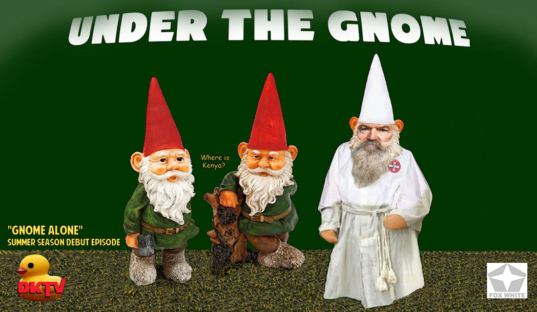 UNDER THE GNOME