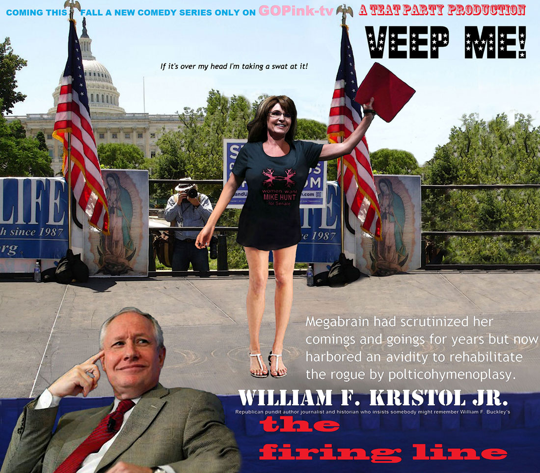 VEEP ME! new political comedy series on GOPink-tv
