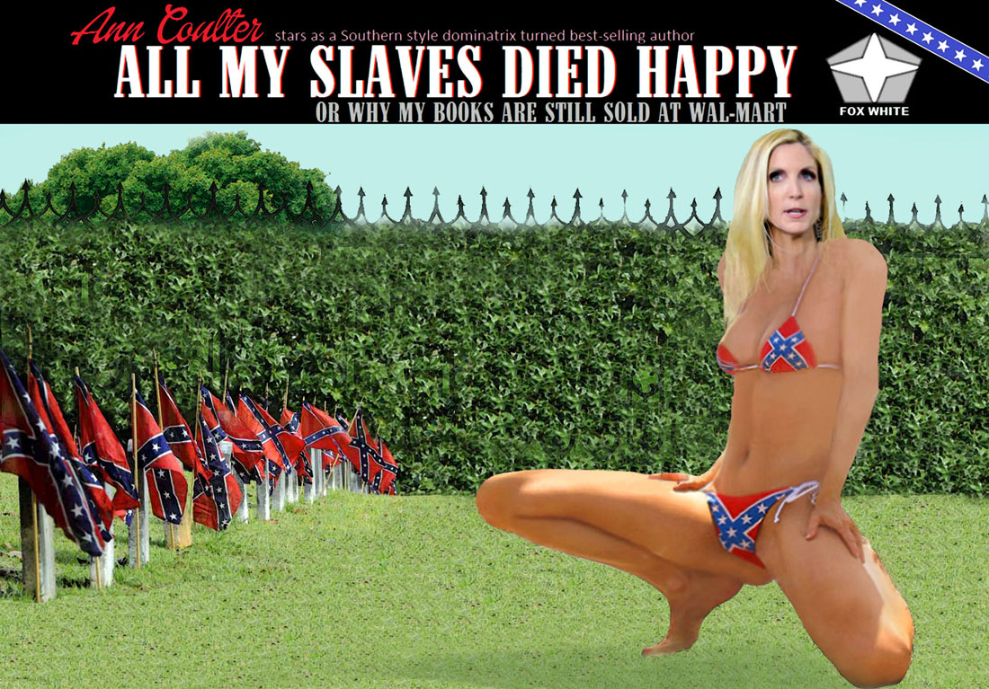 ALL MY SLAVES DIED HAPPY