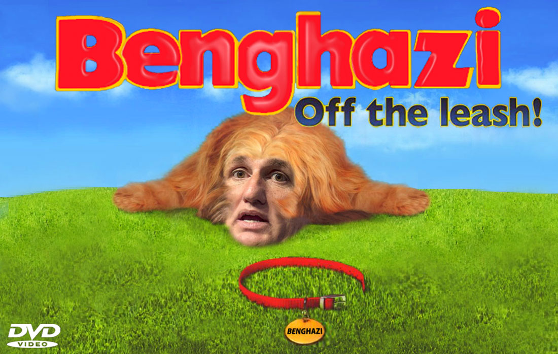 BENGHAZI - OFF THE LEASH!