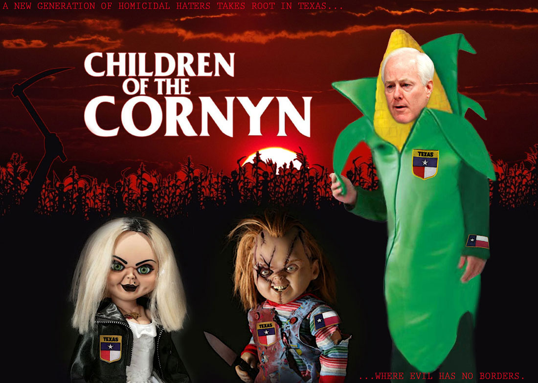 CHILDREN OF THE CORNYN