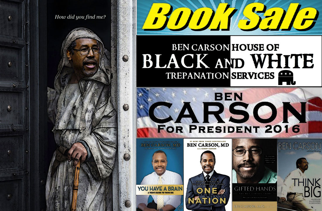 BEN CARSON: THE FACELESS MAN