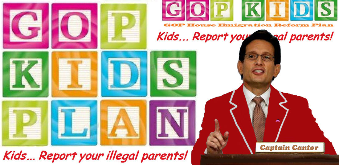 GOP FOR KIDS.