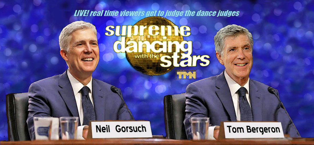 SUPREME DANCING WITH THE STARS