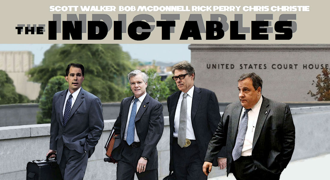 THE INDICTABLES