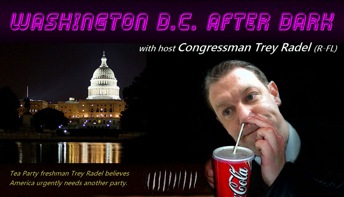 WASHINGTON D.C. AFTER DARK with TREY RADEL