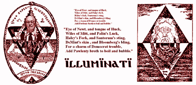 Illuminati document for Republican victory in 2012.