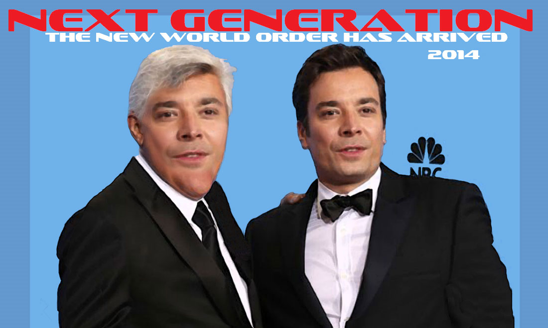 NEXT GENERATION - JIMMY FALLON ARRIVES