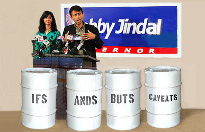 Jindal says he will not run for President in 2012.