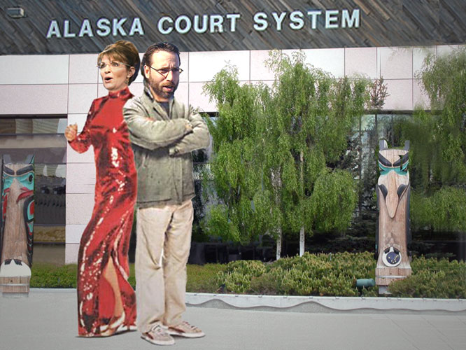 Miller has sued the election results in Alaska state court.