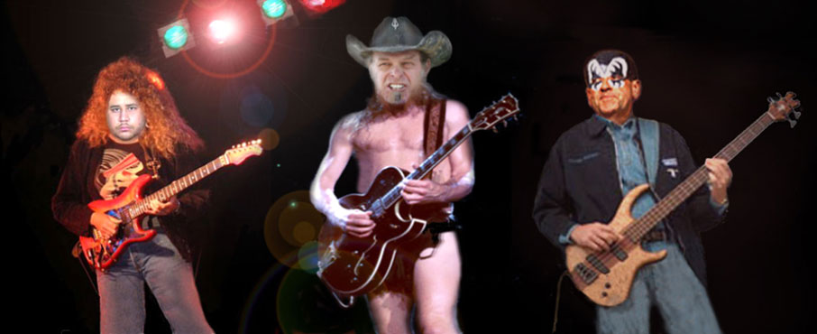 Nugent hires Zimmerman and Huckabee!