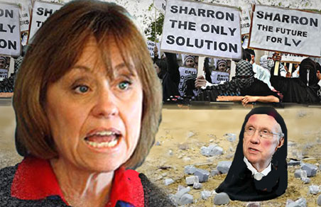Nevada extremists poised to impose Sharron Law