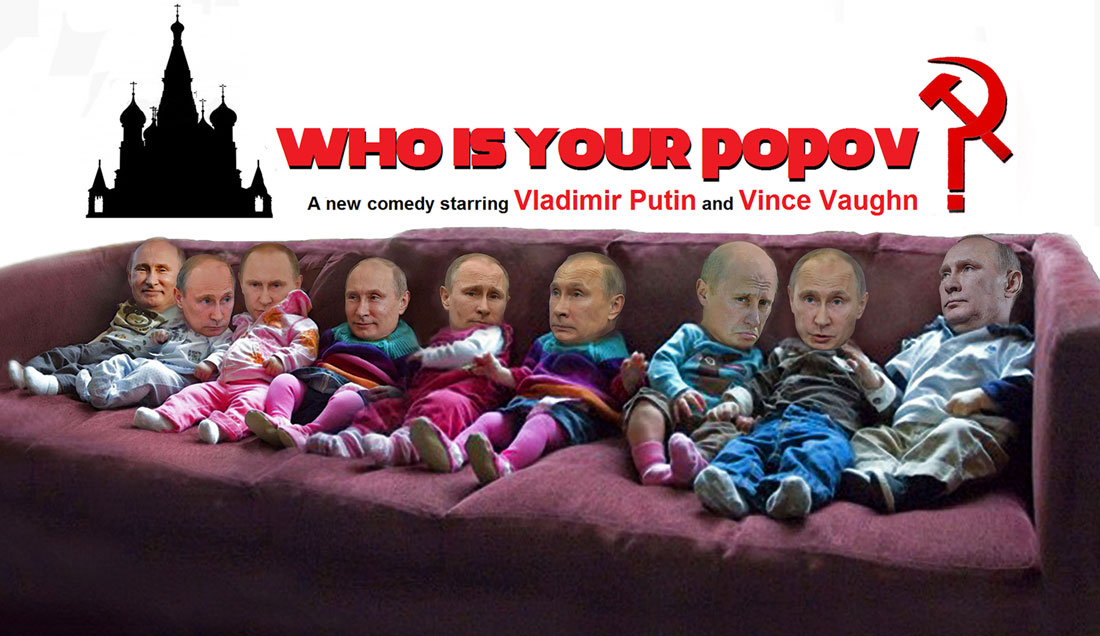 WHO IS YOUR POPOV?
