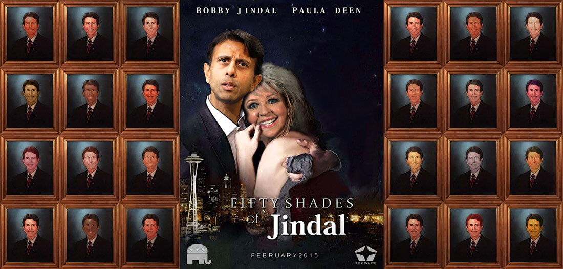 FIFTY SHADES OF JINDAL