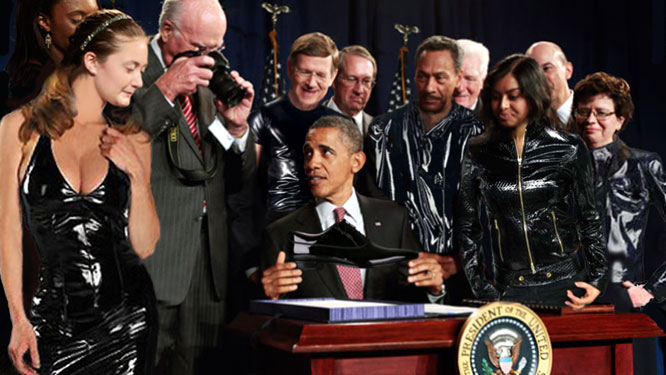 Obama signs patent reform!