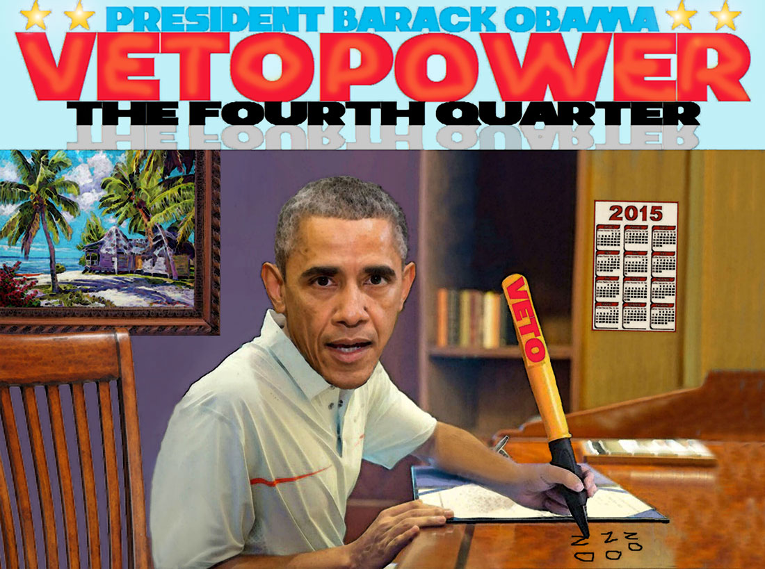 VETOPOWER - THE FOURTH QUARTER