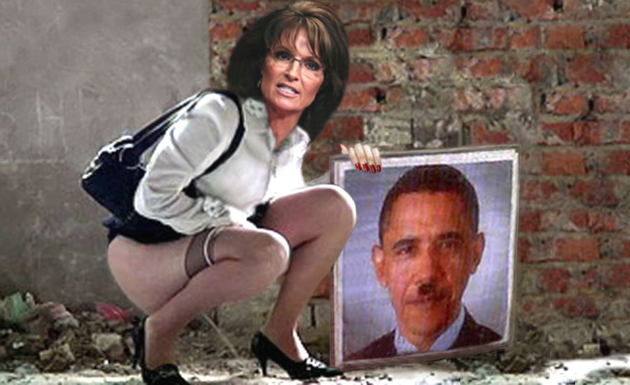 Palin says I'm not finished!