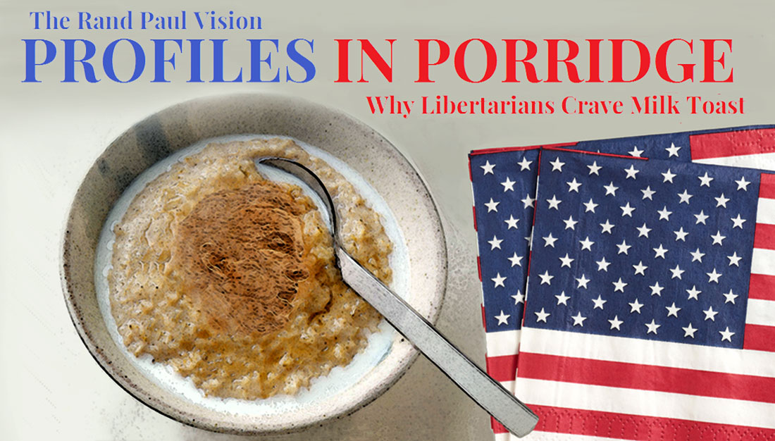 PROFILES IN PORRIDGE