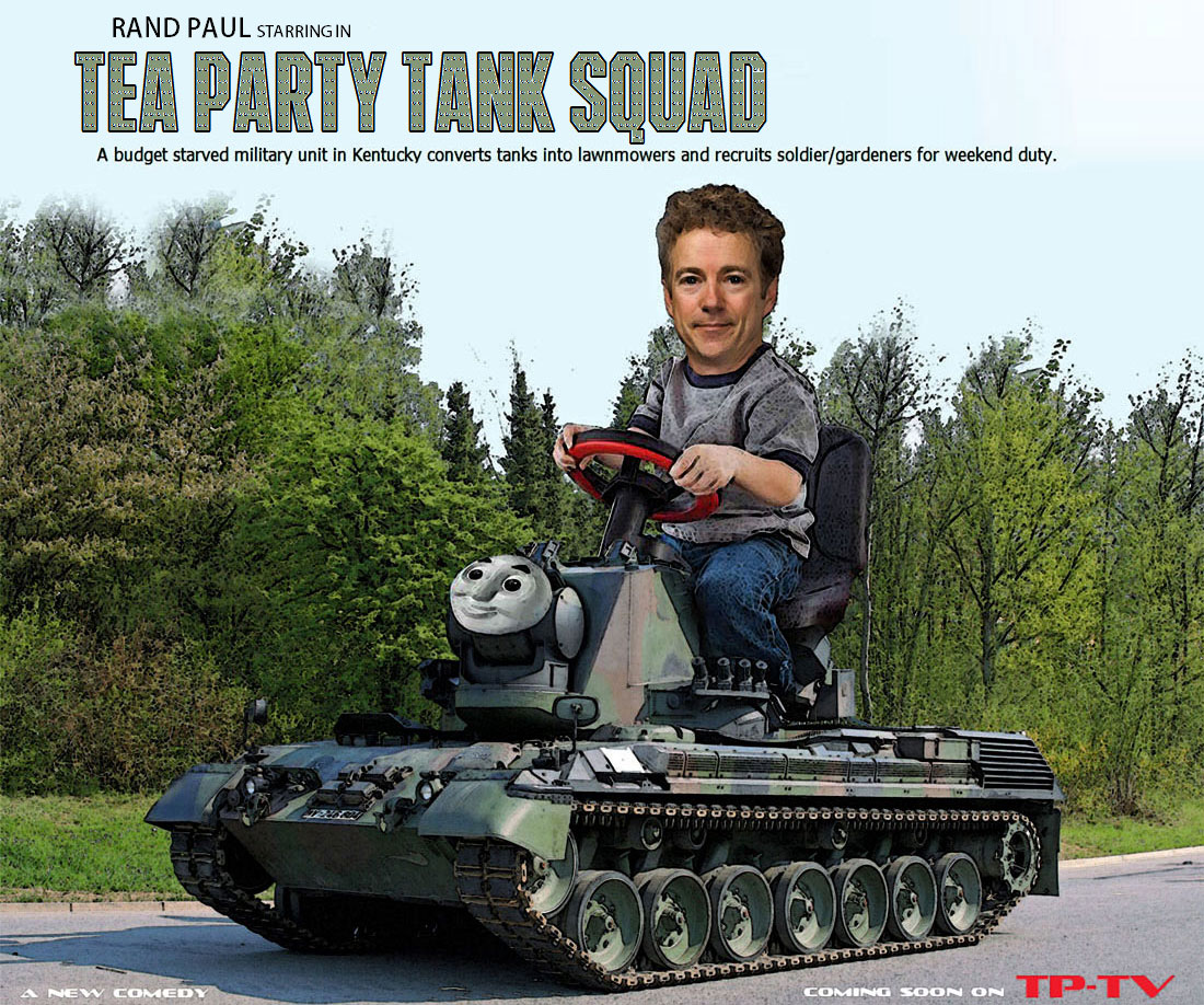 TEA PARTY TANK SQUAD