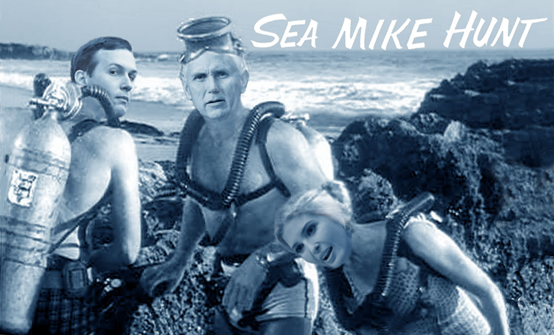 SEA MIKE HUNT