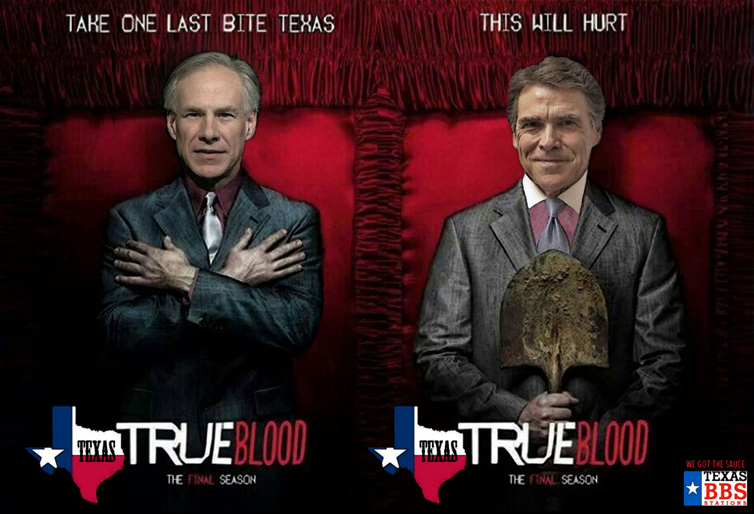 TEXAS TRUE BLOOD