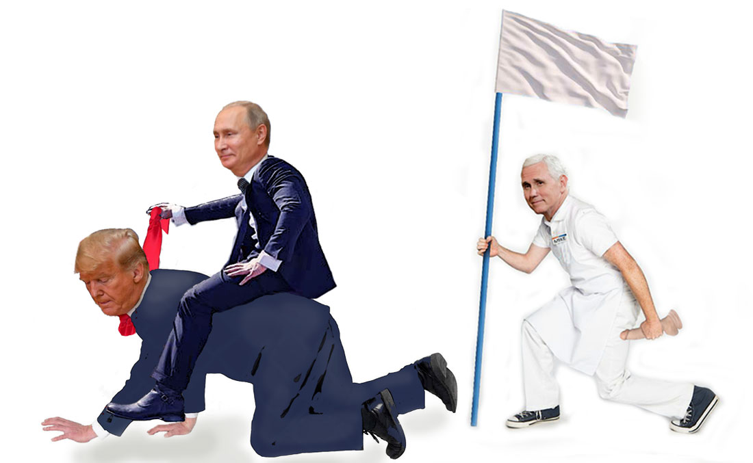 SURRENDER TO RUSSIA