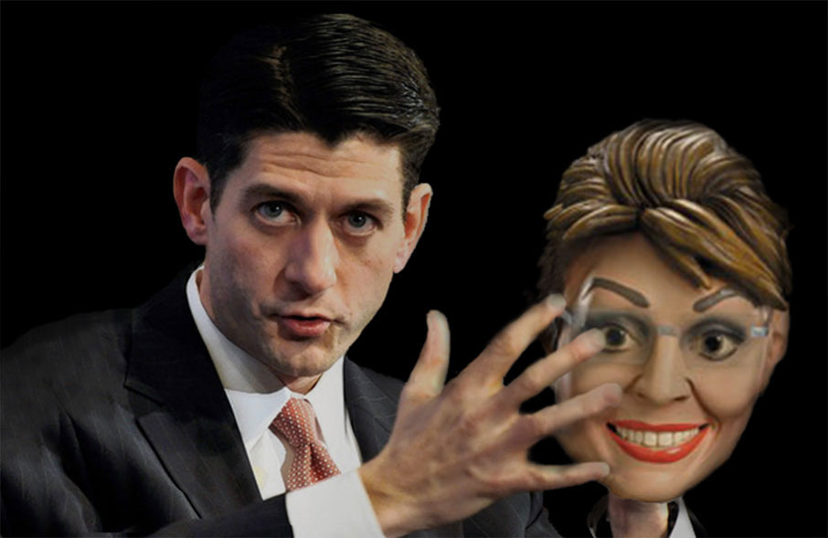 Ryan insists on control of women's vaginas!