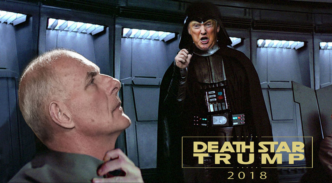 DEATH STAR TRUMP