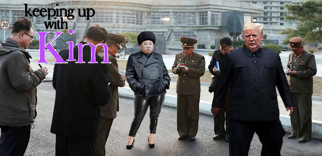 KEEPING UP WITH KIM