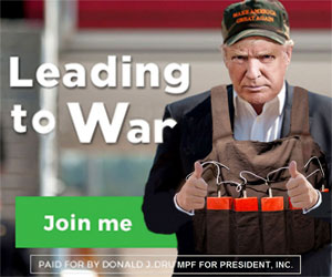 LEADING TO WAR