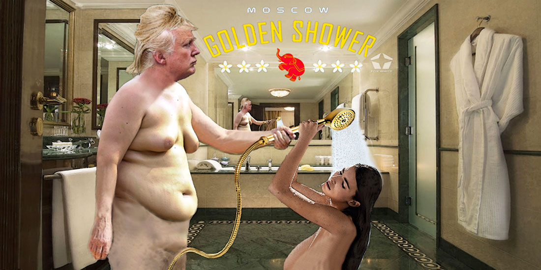 MOSCOW GOLDEN SHOWER