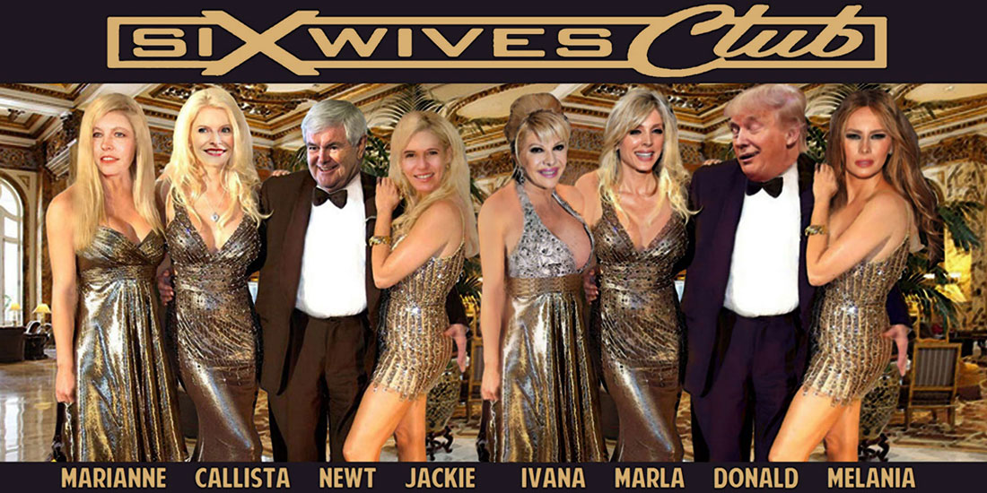 SIX WIVES CLUB