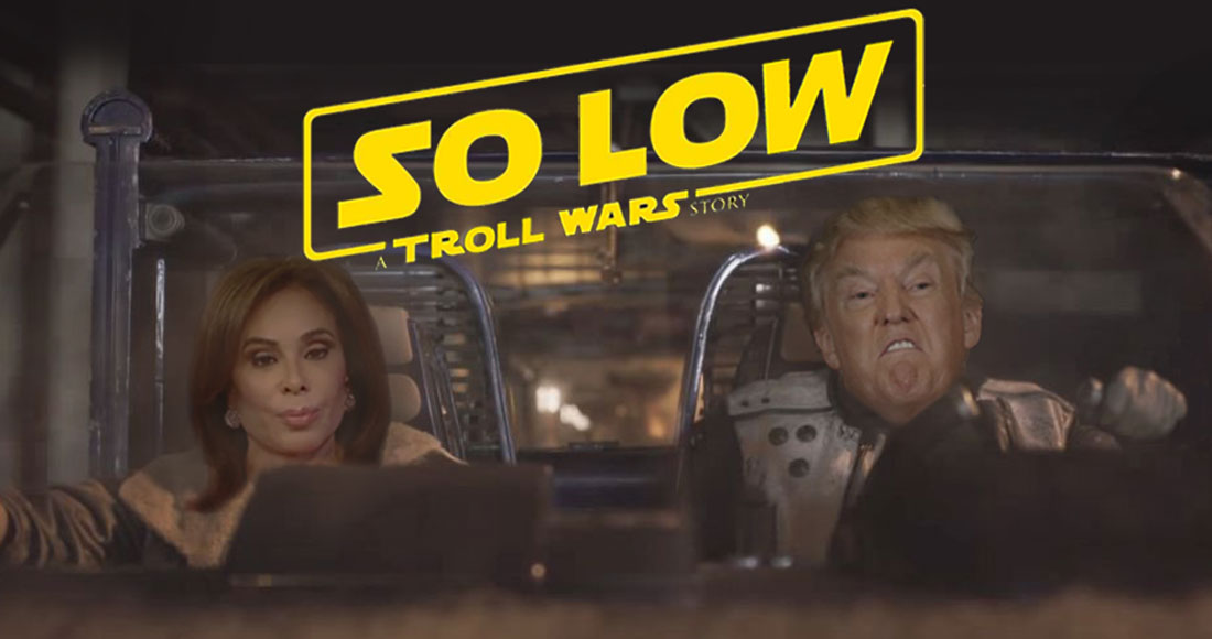 SO LOW - A TROLL WARS STORY