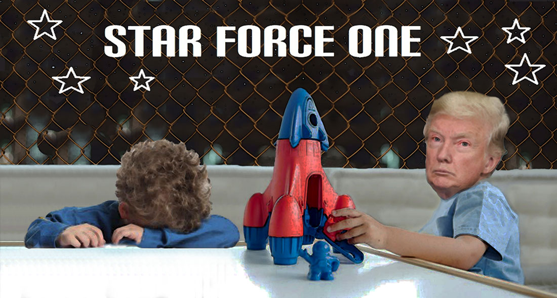 STAR FORCE ONE