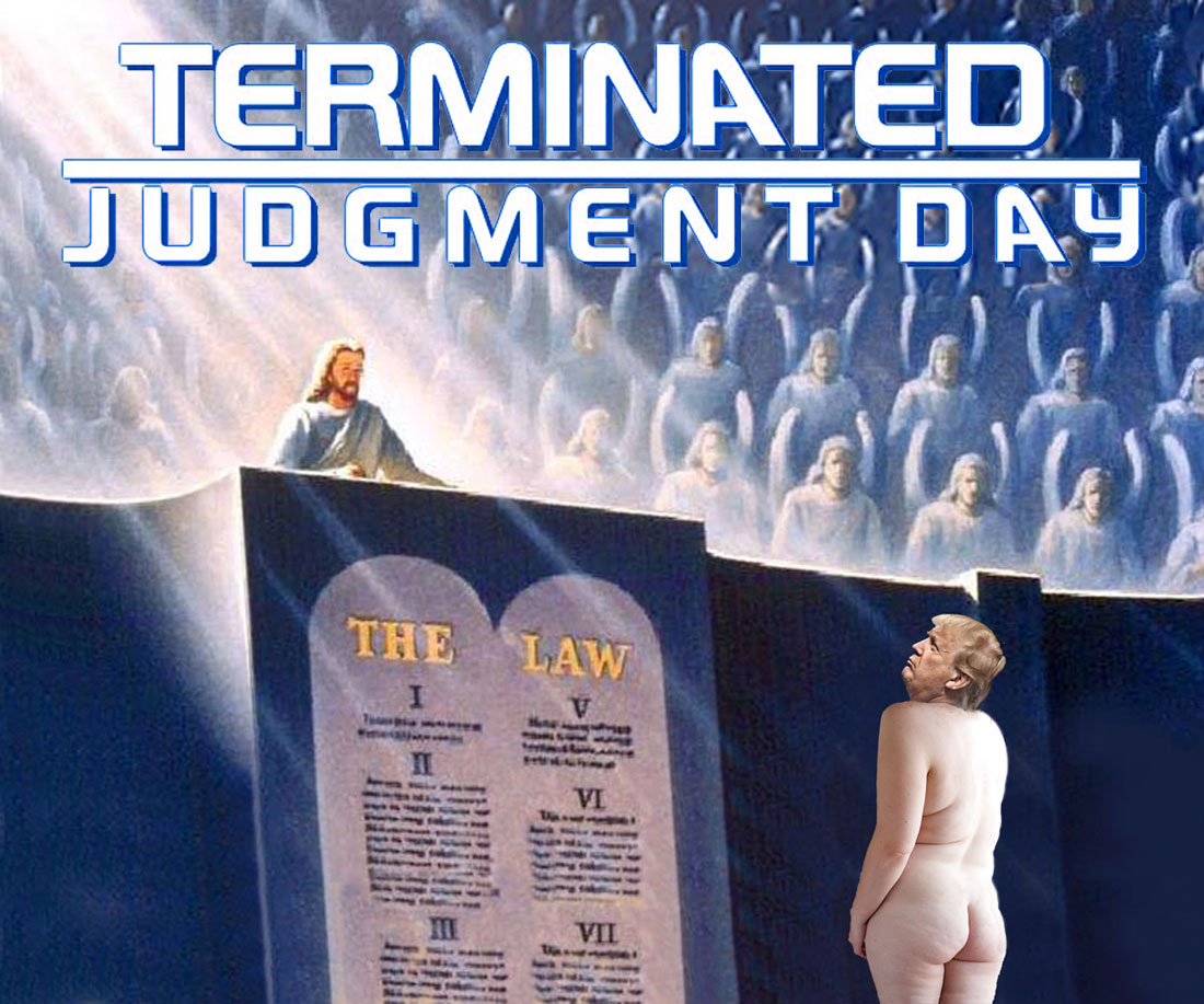 TERMINATED -JUDGEMENT DAY