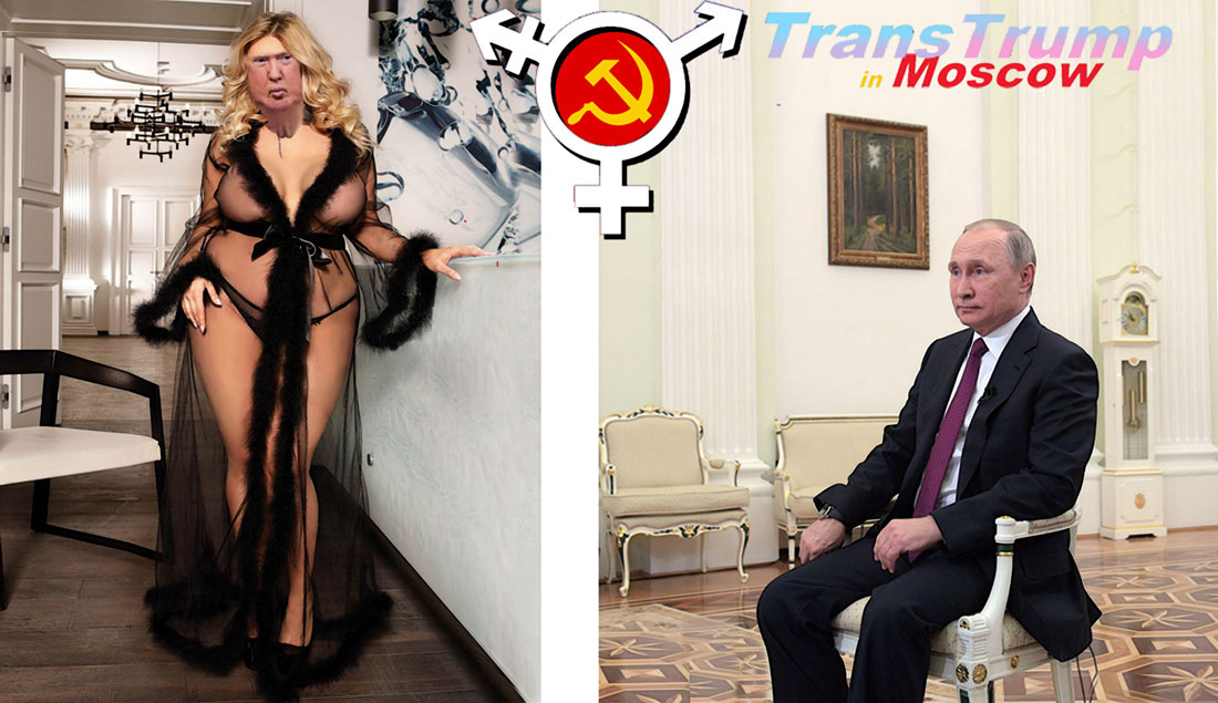 TRANS TRUMP IN MOSCOW